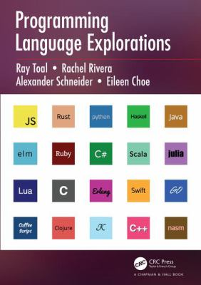 book cover: Programming Language Explorations