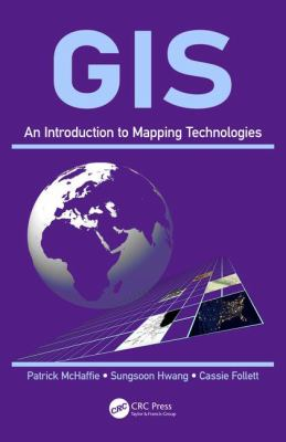 book cover: GIS : an introduction to mapping technologies