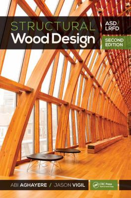 Cover Art for Structural wood design by Abi Aghayere; Jason Vigil