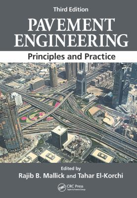 Book Cover: Pavement Engineering: principles and practice