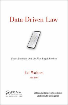 data driven law book cover