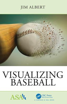 book cover: Visualizing Baseball