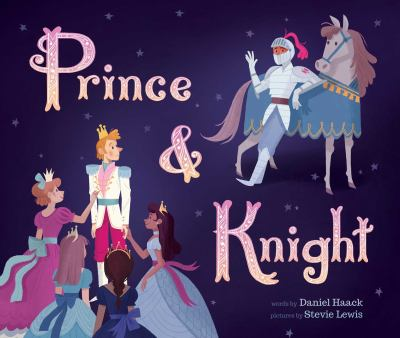 Cover art for Prince and Knight