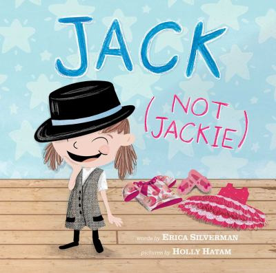 Jack Not Jackie Cover Art