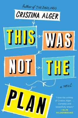 book cover: This Was Not the Plan