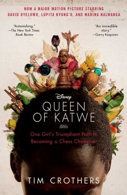 Cover Art -The Queen of Katwe