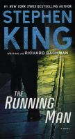 """The Running Man"" book cover"