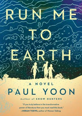 Run Me to Earth book cover