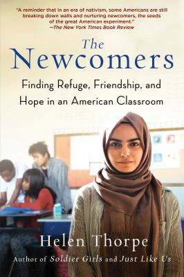 Book cover for The newcomers.