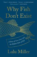Why Fish Don't Exist book cover