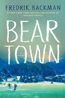Bear Town book cover