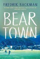 Beartown book cover
