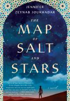 Map of Salt and Stars book cover