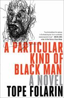 A Particular Kind of Black Man book cover