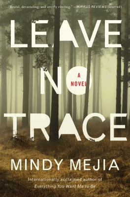 Cover Art for Leave No Trace