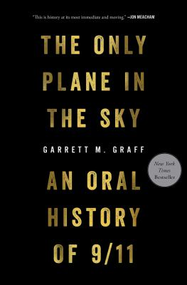 Book cover for The only plane in the sky.