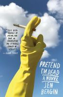 Pretend I'm Dead book cover