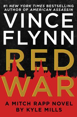 Cover Art for Red War