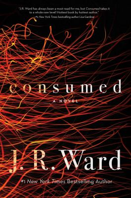 Cover Art for Consumed