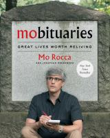 Mobituaries book cover