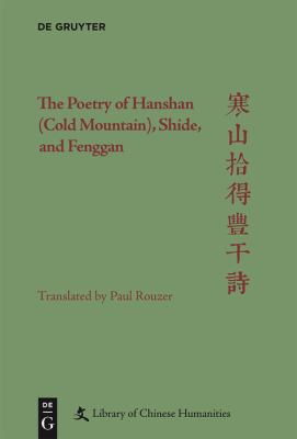 Poetry of Hanshan Nugent cover art