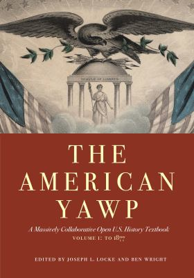 Cover image: The American Yawp