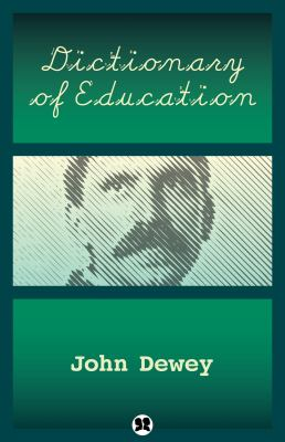 Book jacket for Dictionary of Education