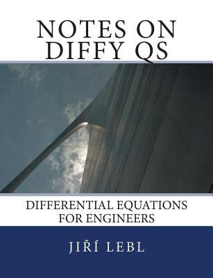 book cover: Notes on Diffy Qs