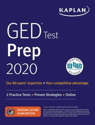 GED test prep 2020.