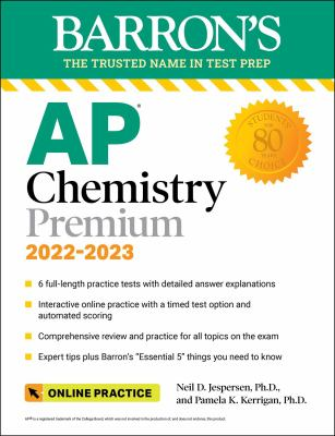 AP chemistry premium 2022-2023