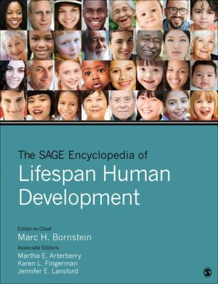 Book jacket for The SAGE Encyclopedia of Lifespan Human Development