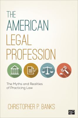 The American Legal Profession book cover