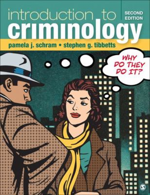 Cover art of Introduction to Criminology 2nd Ed.