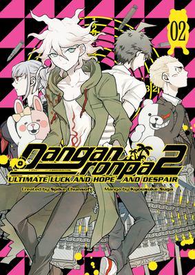 Danganronpa 2 : ultimate luck and hope and despair. 2