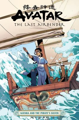 Avatar, the last airbender. Katara and the pirate