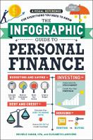 INfographic guide to personal finance book cover