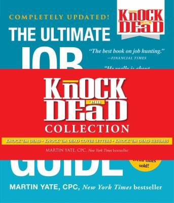 Knock 'em Dead Bundle by Martin Yale (Book Cover)