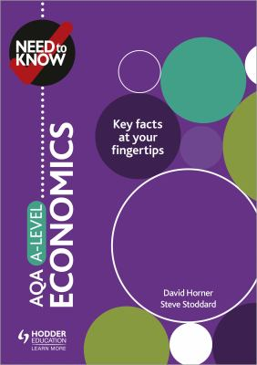 AQA A-level economics