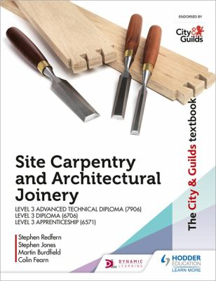Site carpentry and architectural joinery level 3
