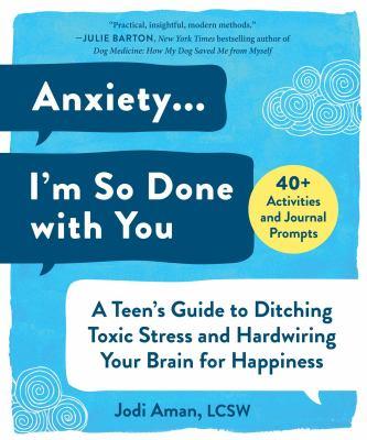 Anxiety ... I