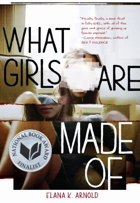 What Girls Are Made Of book cover