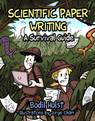 This is an image of the book cover of Scientific Paper Writing - a Survival Guide.