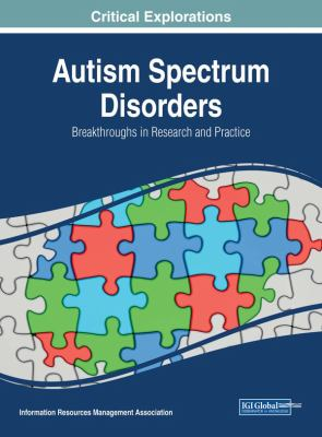Book Cover - Title in white lettering over an image of multicolored puzzle pieces over a dark blue background.