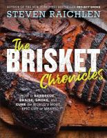 Brisket Chronicles book cover