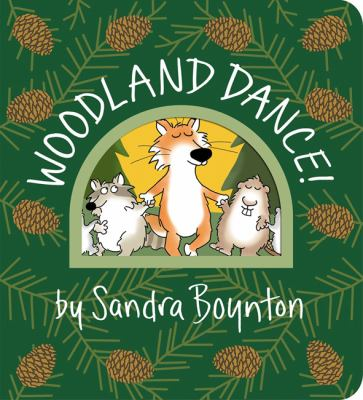 Woodland dance!