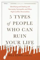5 Types book cover