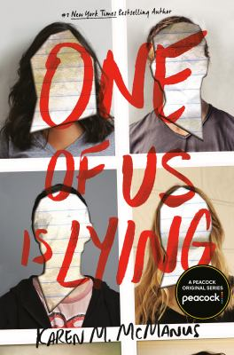One of Us Is Lying Book Cover