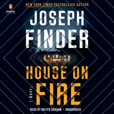 House on fire : by Finder, Joseph