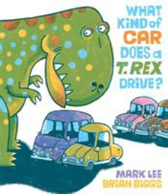 What Kind of Car Does a T-Rex Drive