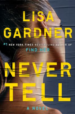 Cover Art for Never Tell